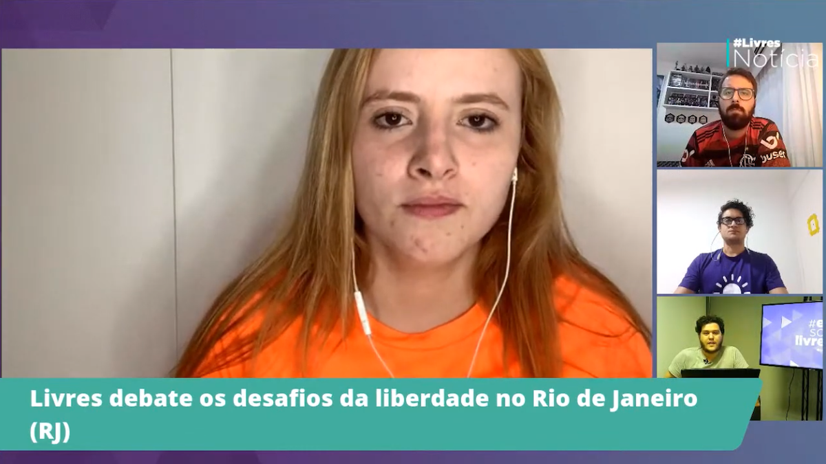 """Letícia Arsenio: """"Os vereadores do Rio hoje não se preocupam com responsabilidade fiscal"""""""