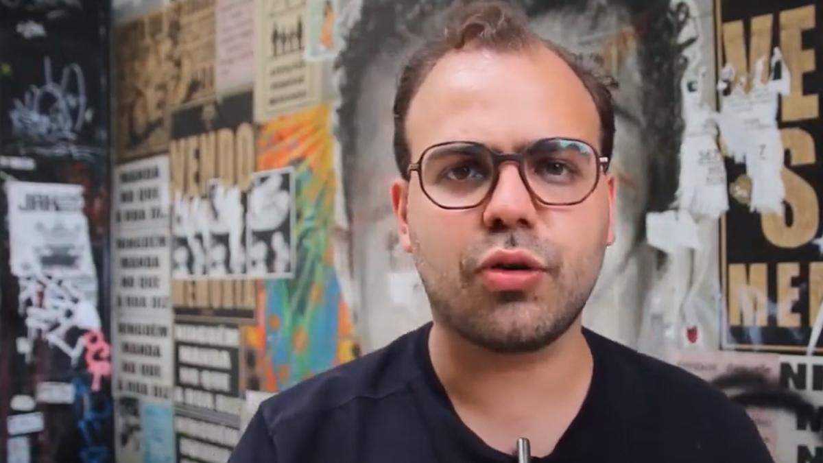 Matheus Hector sofre tentativa de censura de Guilherme Boulos