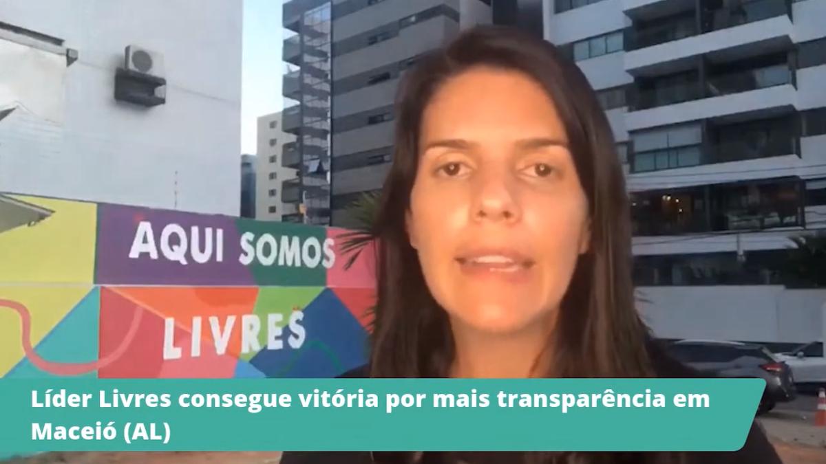Maria Tavares conquista vitória pela transparência na Câmara de Maceió