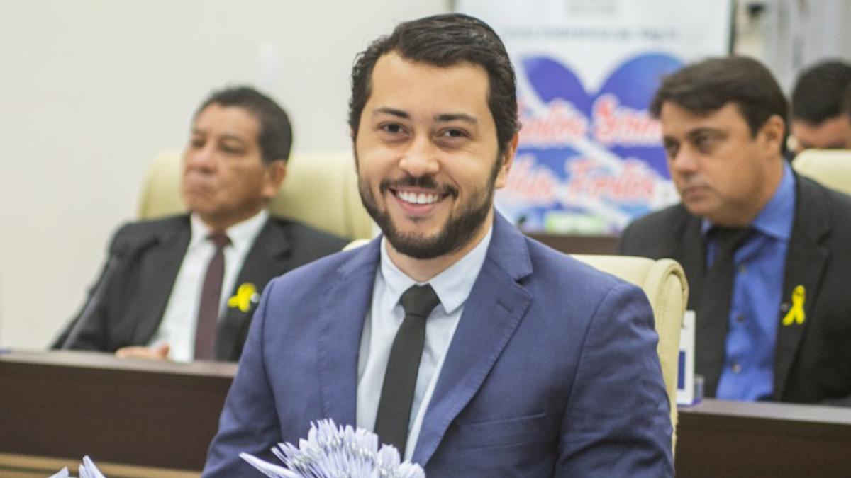 Emerson Jarude é reeleito vereador em Rio Branco (AC)