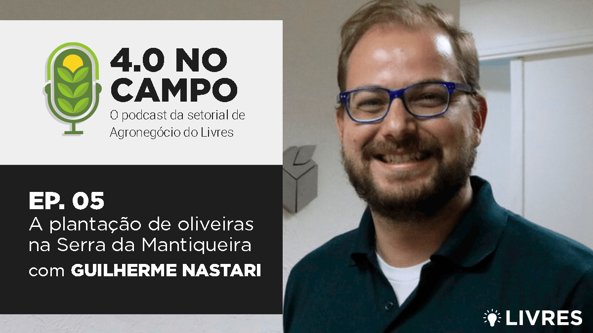 4.0 no Campo: Guilherme Nastari