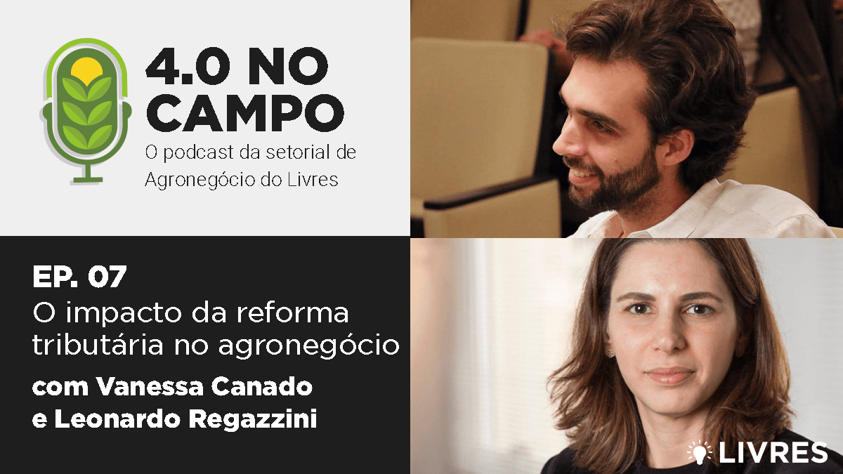 4.0 no Campo: Vanessa Canado e Leonardo Regazzini