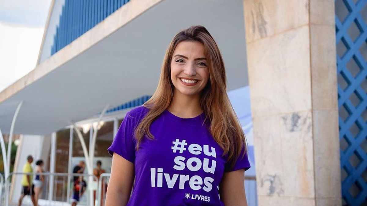 """Marcela Trópia: """"Queremos construir uma BH do tamanho dos nossos sonhos"""""""
