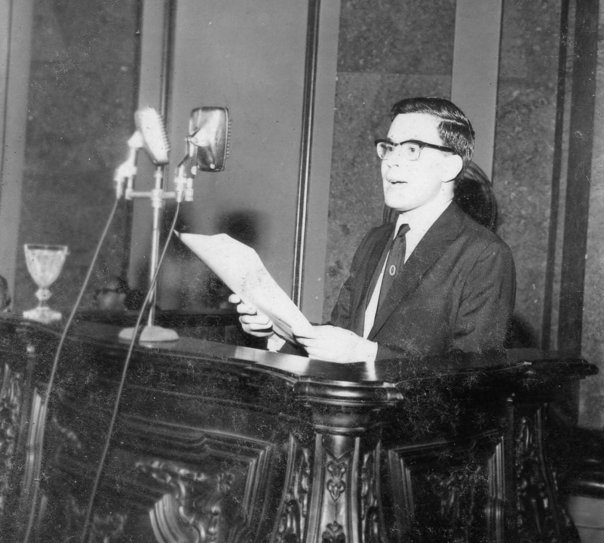 A liberdade em busca da excelência: 80 anos de José Guilherme Merquior