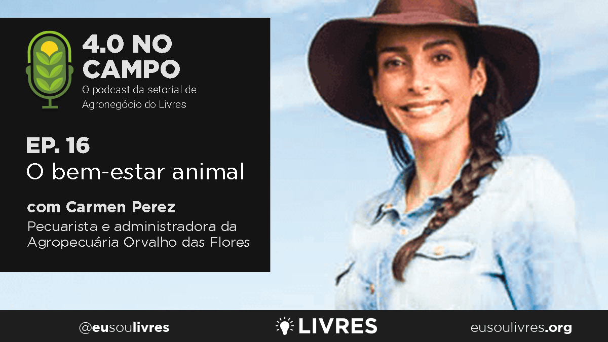 4.0 no Campo: Carmen Perez