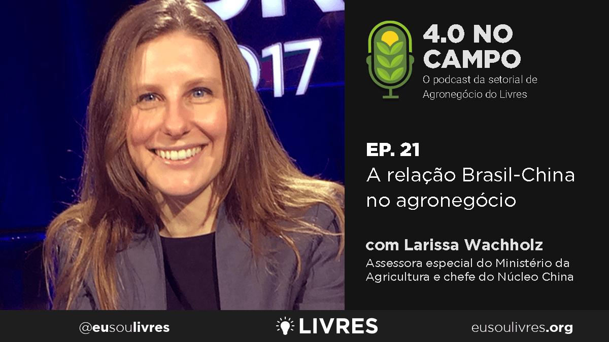 4.0 no Campo: Larissa Wachholz