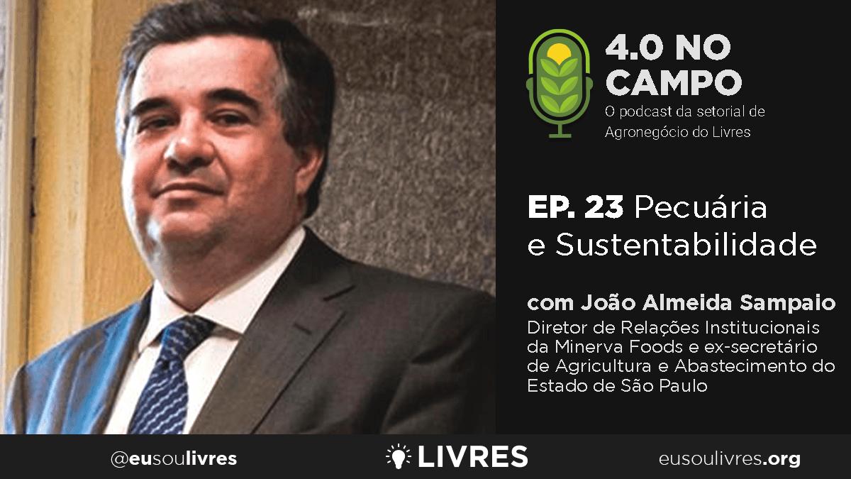 4.0 no Campo: João de Almeida Sampaio