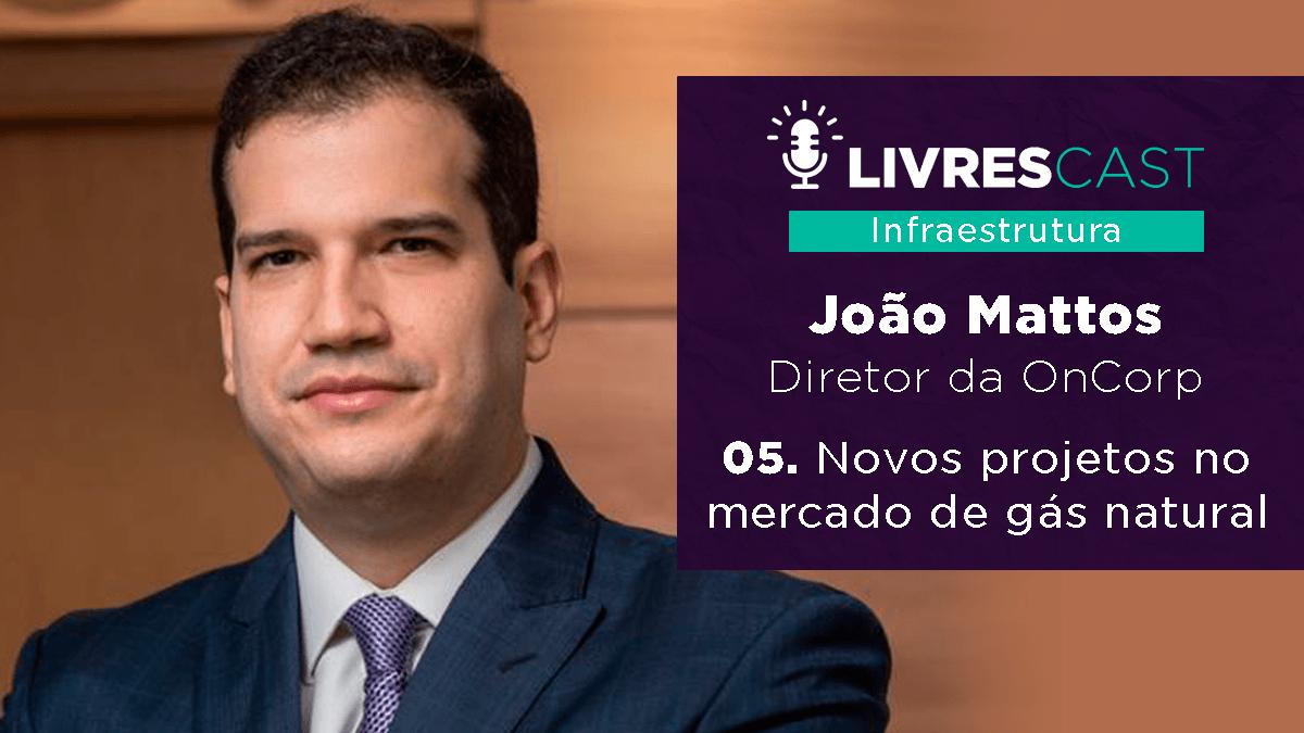 LivresCast Infra: João Mattos