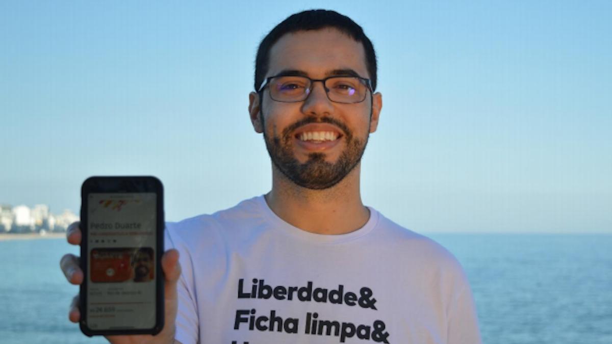 Vereador Pedro Duarte lança segunda edição de projeto de formação de jovens