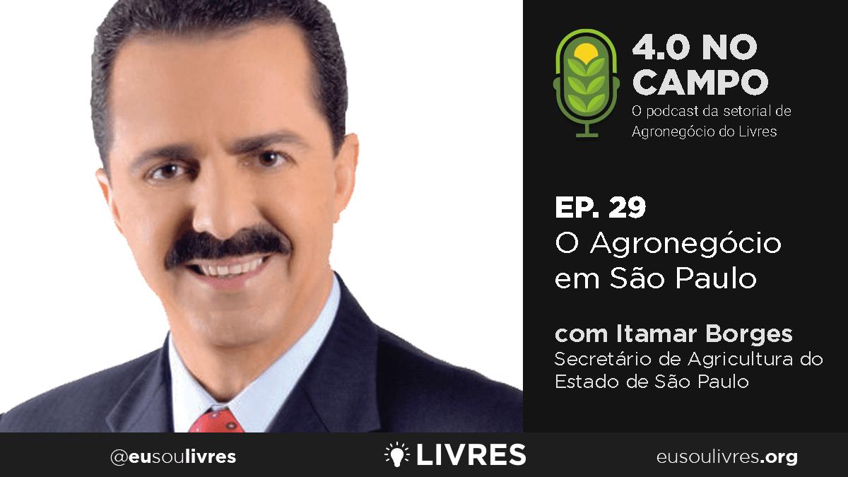 4.0 no Campo: Itamar Borges