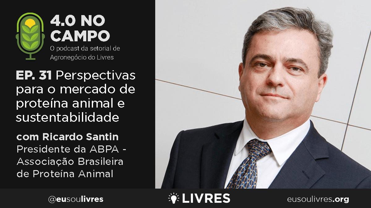 4.0 no Campo: Ricardo Santin