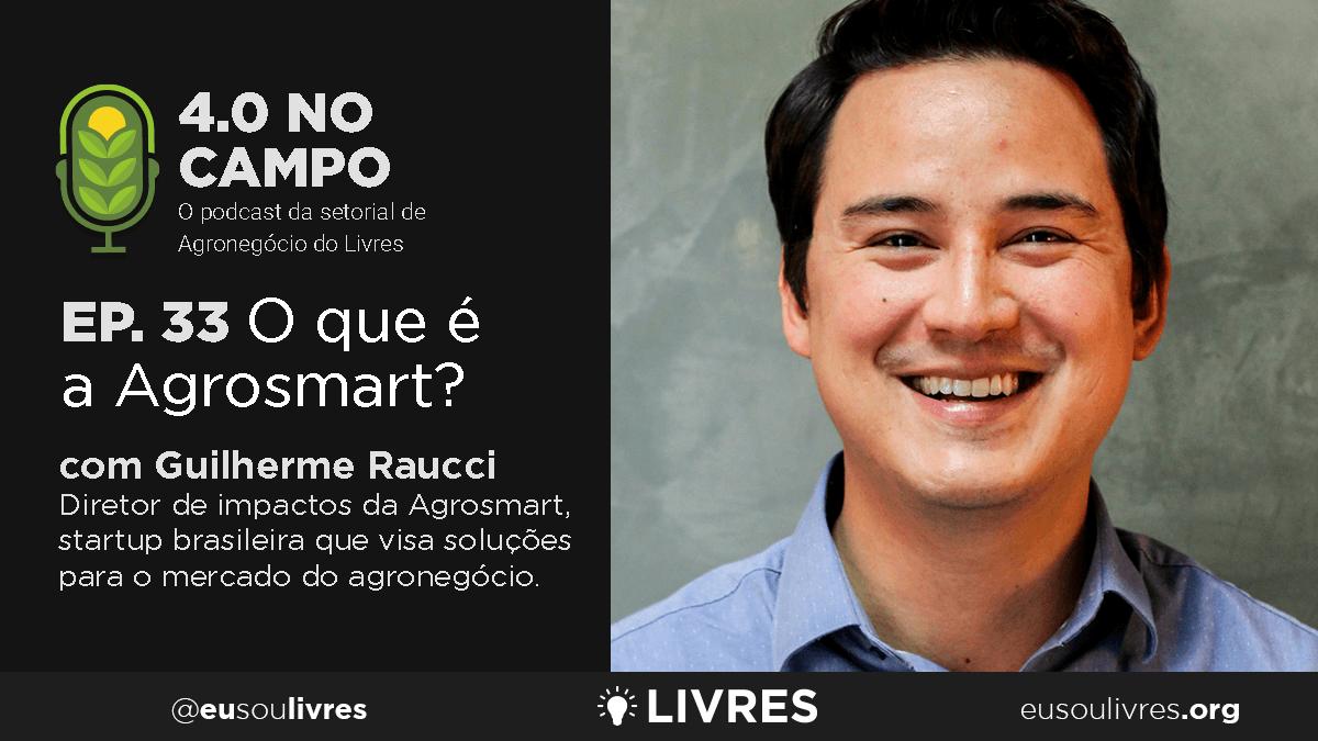 4.0 no Campo: Guilherme Raucci