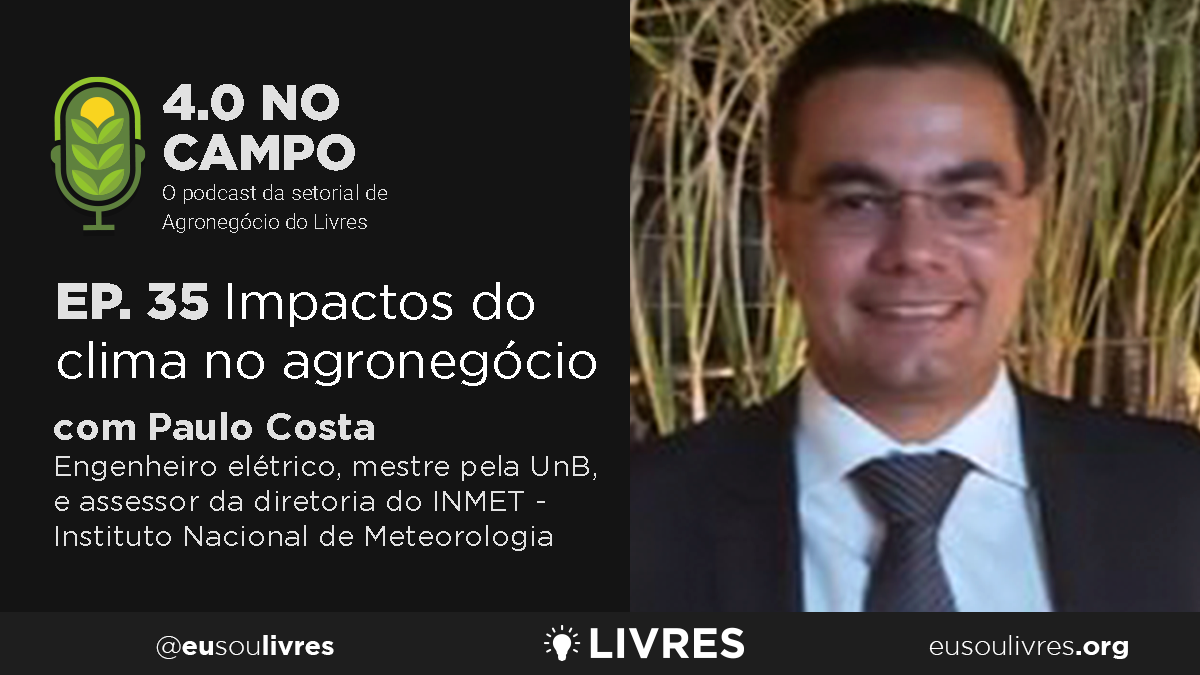 4.0 no Campo: Paulo Costa