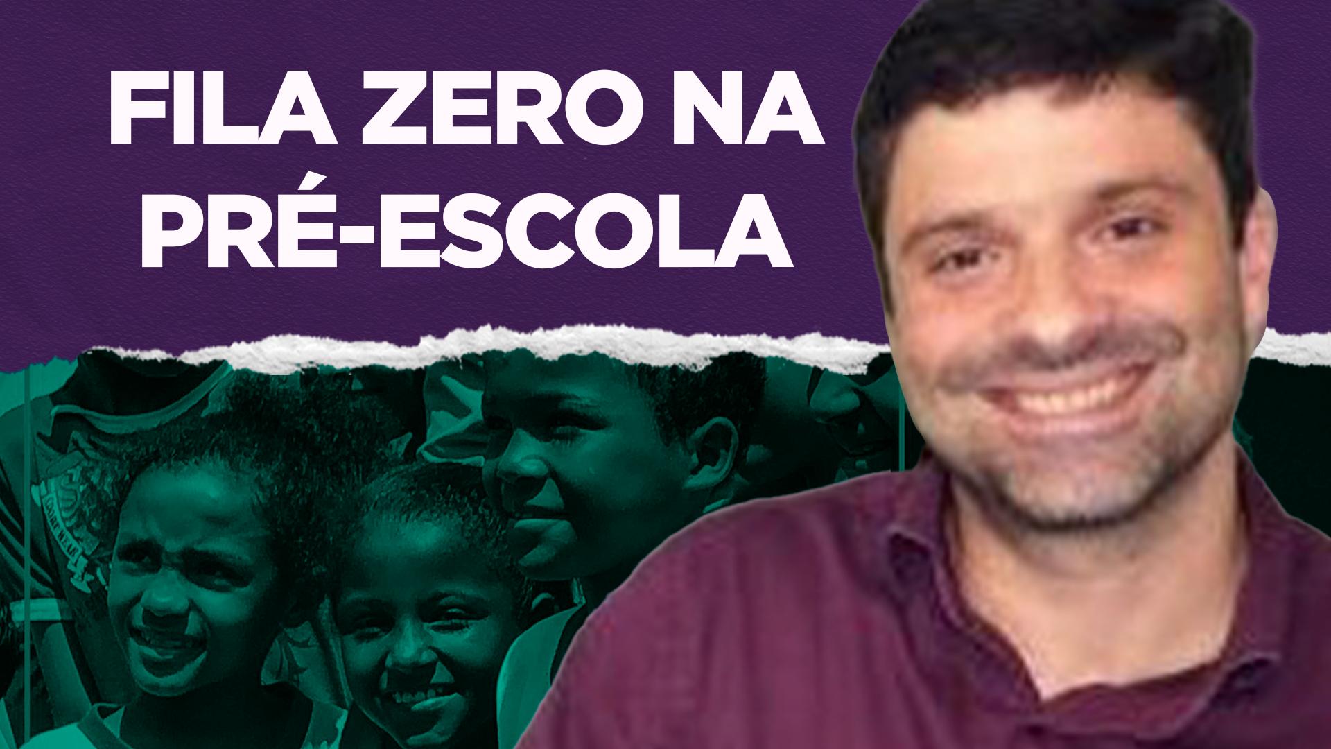 ELE ZEROU A FILA DA PRÉ-ESCOLA EM SALVADOR   LivresCast com Frederico Wegelin