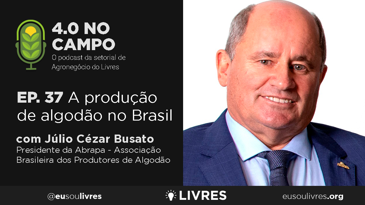 4.0 no Campo: Júlio Cézar Busato