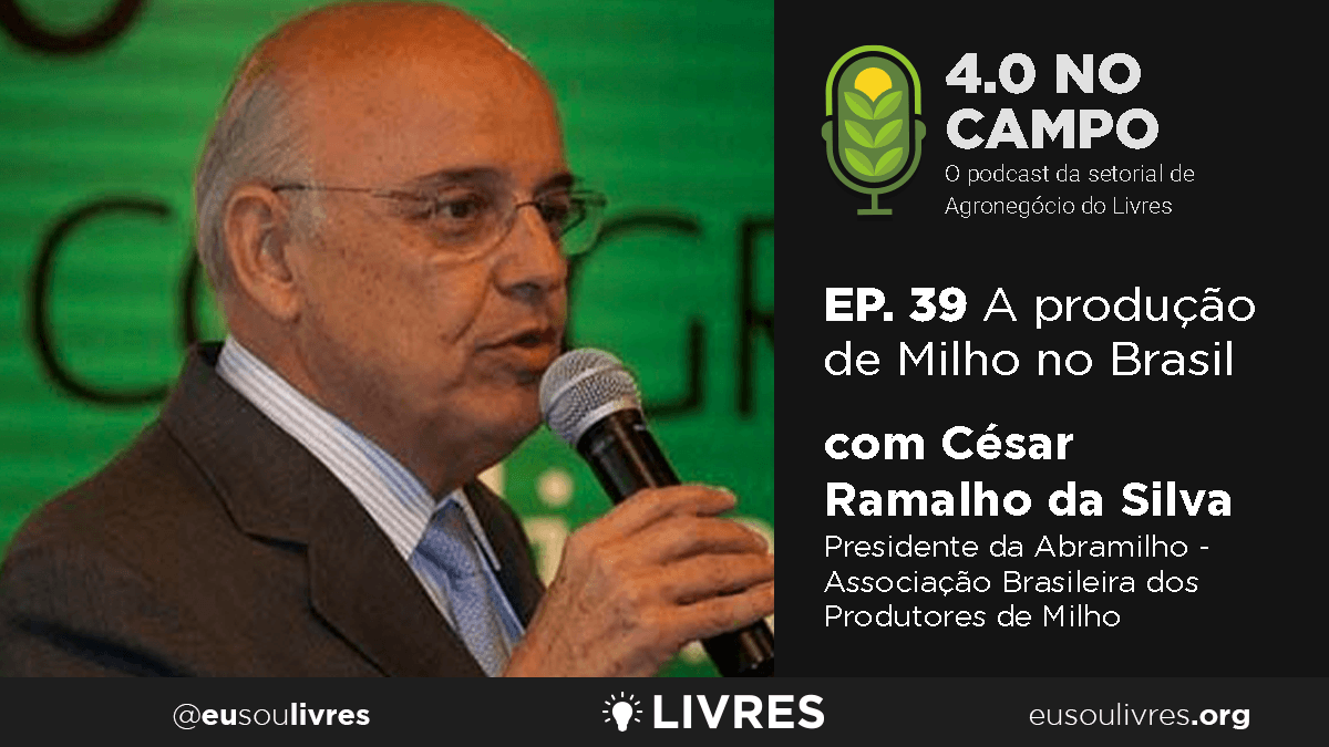 4.0 no Campo: Cesário Ramalho da Silva